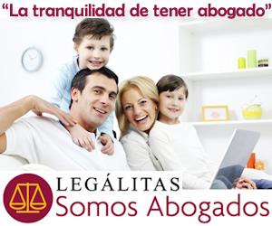 Publicidad abogados Legalitas